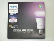 Philips Hue E27 starter kit with remote control