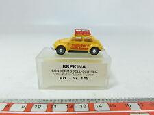 az428-0, 5 #Brekina H0 (1:87) 148 Special Model VW Beetle Welti Furrer NIP