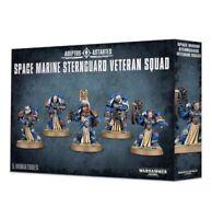 Space Marines Sternguard Veteran Squad - Warhammer 40k - Brand New! 48-19