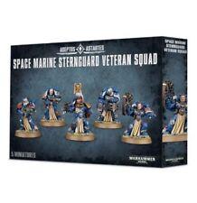 Warhammer 40k- Space Marines Sternguard Veteran Squad -Brand New in Box! - 48-19