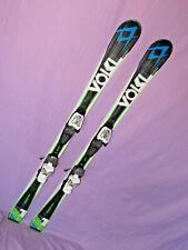 VOLKL RTM Jr kid's skis 130cm w/ Marker 4.5 kids youth ski jr adjust. bindings ~