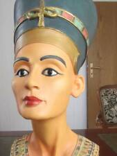 Ägyptischer Pharao Gott Tut-Ench-Amun Figur Maske Büste: NOFRETETE