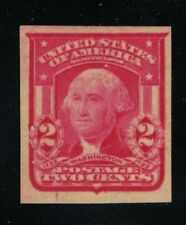 Scott #320 *Mint* The 2 Cent Imperforated G. Washington Issue *1906*Mint*