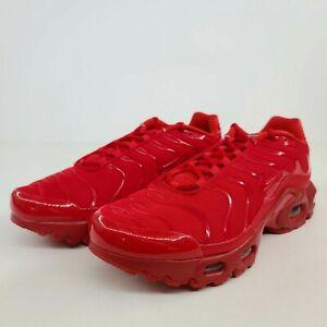 Nike Air Max Plus (GS) University Red DM8877-600 New Size 7Y / Wmns 8.5 No Lid