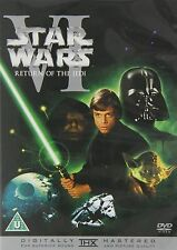 Star Wars - Episode 6 VI - Return Of The Jedi (DVD, 2006, 1 disk)