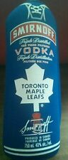 Toronto Maple Leafs Smirnoff Bottle cover NHL