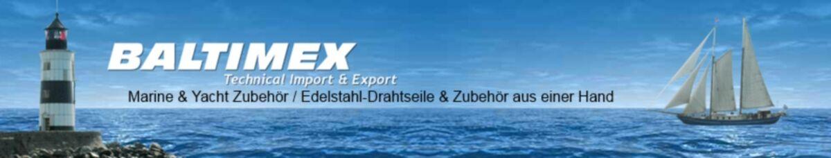 BALTIMEX Edelstahl und Yachtzubehör
