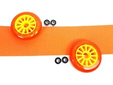 Yak Scooter Orange Pack  Grip Tape, Wheels & Bearings Free Scooterz Video