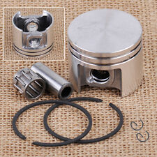 38mm Piston Rings Pin Bearing Circlips Kit Set Fit For Stihl 018 MS180 Chainsaw