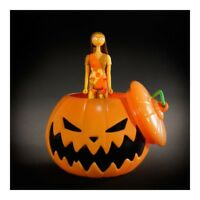 Sally Avec Citrouille Halloween Nightmare Before Xmas Figure Action FUNKO
