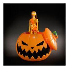 SALLY With PUMPKIN Halloween Nightmare Before Xmas FIGURE Action FUNKO ReACTION
