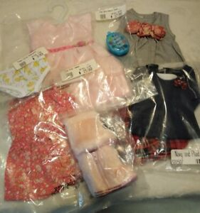 """New 18"""" Play Doll Clothing & Accessories (Lot #26) fits 18"""" American Girl Dolls"""