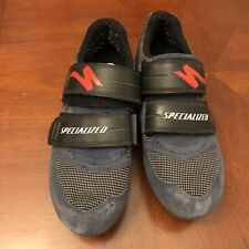 Specialized Men's Cycling Shoes Size 7 Sport 610-3539 Size 39 Europe Blue Boy's