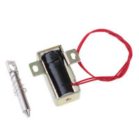 DC12V 2A Mini Kleine Elektrische Bolzen Magnetic Magnetverschluss Push Pull