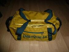 Patagonia Black Hole Duffel Bag 45L Sulphur Yellow NWT
