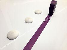 Japanese Washi Tape 15mmx10m Plain Dark Purple Solid Colour #W202