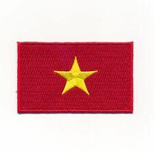 40 x 25 mm Japan flag nihon nippon tokyo patch 0931 A