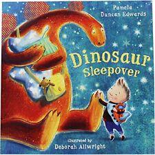 Dinosaur Sleepover Book The Cheap Fast Free Post