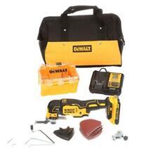 DEWALT DCS355D1R 20V MAX XR 28-Pc Cordless Brushless Oscillating Multi-Tool Kit
