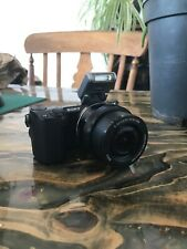 Sony NEX5R 16-50mm f3.5-5.6 Black