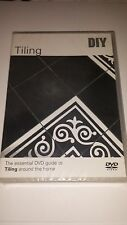 DVD - DIY TILING - NEW/SEALED