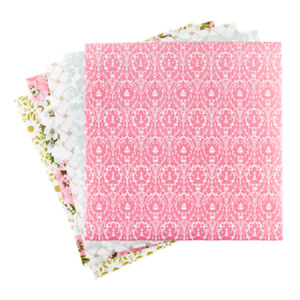 "Cricut Anna Griffin WASHI SHEETS 12""x 12""~Anna's Pretty Prints~Quick Ship!"