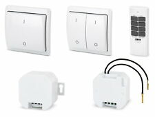 Funk-Schalter-System für LED Leuchten + Geräte 230V 2000W - Funk Modul Taster