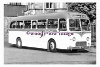 ab0108 - Scottish Bluebird Coach Bus - KMS 472 - photograph