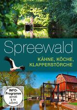DVD Spreewald - Kähne, Köche und Klapperstörche Arte Doku von Maja Dielhenn