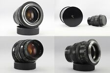 KMZ PO3-3M RO3-3M 50mm f2.0 Cine Lens Modified To M39 L39 mount  sn 725304