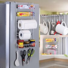 Kitchen Fridge Side Shelf Sidewall Multipurpose Crack Storage Rack Multi-layer