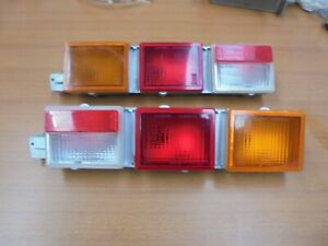 Alfa Romeo Alfetta 1° Series Lamborghini Countach Lights Rear Altissimo