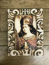 I-03 St. Michael with Border Sid Dickens Memory Tile
