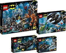 LEGO® DC Comics Super Heroes 76122 76120 76119 76118  Batman Clayface N6/19