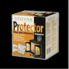 Stovax PROTECTOR CANNA FUMARIA e camino CLEANER BUSTINE