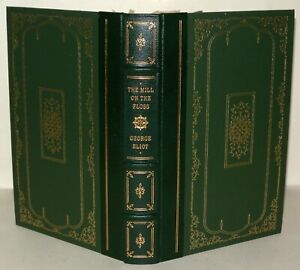 The Mill On The Floss - George Eliot - Hardback , Franklin Library - 1981
