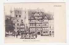 Hildesheim,Germany,Wedekind und Tempelherrenhaus,Lower Saxony,c.1901-06