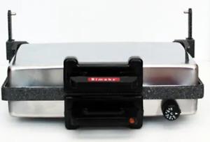 Bimeks Multigrill Kontaktgrill mit Granitplatten