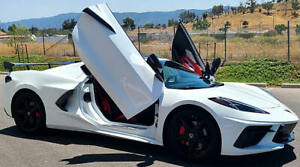 Chevy Corvette C8 2020-Current Vertical Doors Lambo - Kit Includes Installation!