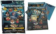 PANINI-UEFA EURO FRANCE 2016-adrenalina XL-Mega Confezione starter