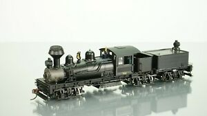 Bachmann Spectrum 80 Ton Three Truck Shay Unlettered DCC w/Sound HO scale
