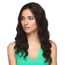 MARISOL BRAZILIAN NATURAL HAIR WIG *HUMAN HAIR LACE FRONT WIG *  Natural Black