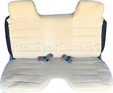 A27 BG Toyota Compact Truck RCab XCab Large Notched Cushion Bench Seat Covers