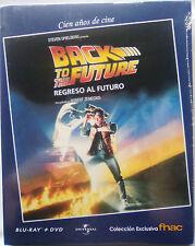 REGRESO AL FUTURO 1 EN BLU RAY + DVD. COLECCIÓN FNAC. NUEVO, PRECINTADO.