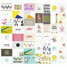 48 Pack Assorted All Occasion Greeting Cards Variety Pack Envelopes Included