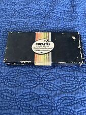 Vintage Eberhand Faber Nupastel 24 Count Color Sticks i original box. Used
