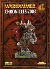 Libro de rol: Warhammer. Chronicles 2003. White Dwarf (en ingles) - Games Worksh