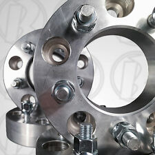 "4 MADE IN USA  5 Lug 4.5""/114.3mm To 5 x 4.5"" Wheel 1.25"" Spacers 12mm 1.25 Stud"