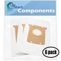 18 Vacuum Bags for Electrolux EL4040A Style S