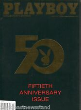 PLAYBOY MAGAZINE 50th FIFTIETH Anniversary Issue January 2004 FACTORY SEALED NEW